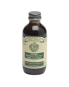Nielsen-Massey Madagascar Bourbon vanille-extract 60 ml biologisch