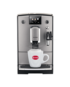 Nivona CafeRomatica 675 volautomatische espressomachine grijs