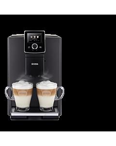 Nivona CafeRomatica 820 volautomatische espressomachine mat zwart/chroom