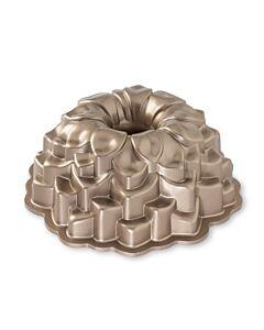 Nordic Ware Blossom tulbandvorm ø 26 cm aluminium