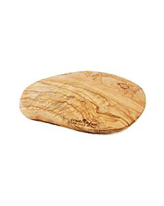 Bowls and Dishes Pure Olive Wood tapasplank breed 25 cm olijfhout