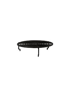 OFYR Grill rond 100 staal zwart