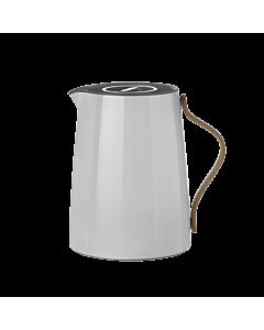 Stelton Emma thee thermoskan 1 liter grijs