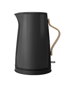 Stelton Emma waterkoker 1,2 liter zwart