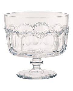 Oldenhof Pearl Ridge trifle bowl ø 20 cm 2,6 liter glas