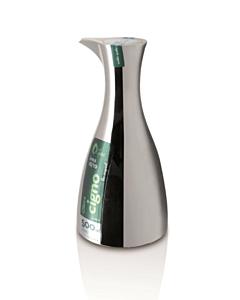 Olipac Cigno Cruet oliekan in giftbox 500 ml rvs