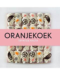 Oranjekoek : Tryntsje Nauta (hardcover)