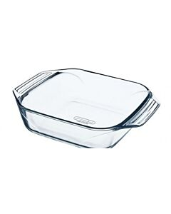 Pyrex ovenschaal 29 x 23 cm glas