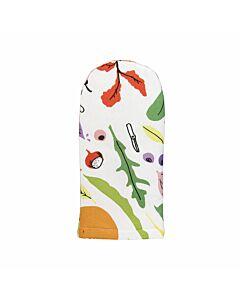 Yvette van Boven ovenwant 32 x 15 cm textiel