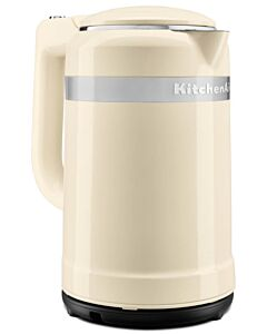 KitchenAid Design waterkoker 1,5 liter amandelwit