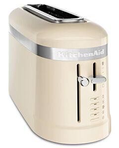 KitchenAid Design broodrooster 1 sleuf amandelwit