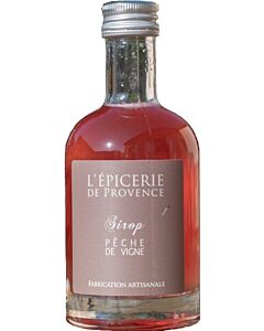 Oldenhof L'Épicerie De Provence perzikensiroop 250 ml