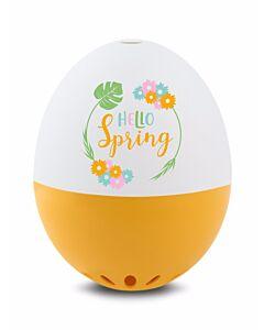 Brainstream PiepEi Voorjaar eiertimer geel