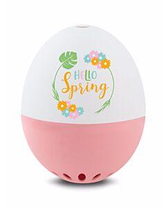 Brainstream PiepEi Voorjaar eiertimer roze