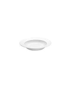 Pillivuyt Plissé pastabord ø 28 cm porselein wit