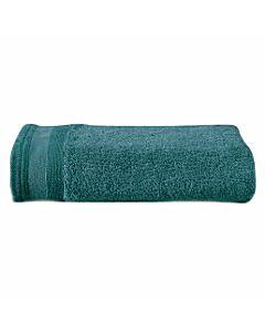 De Witte Lietaer Excellence handdoek 60 x 40 cm katoen pine green