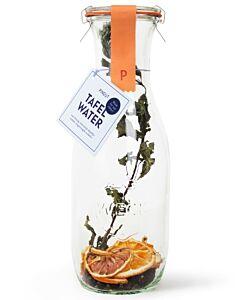 Pineut tafelwater munt, citrus en blauwe bes