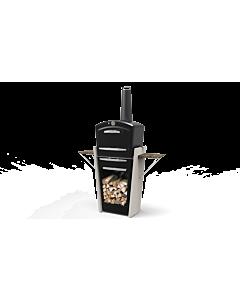 Le Gooker Original Black multifunctionele houtgestookte buitenoven