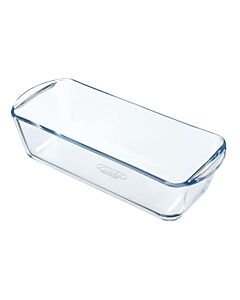 Pyrex cakevorm 28 cm glas
