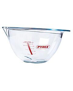 Pyrex Expert Bowl 4,2 liter glas