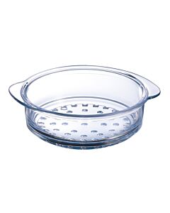 Pyrex stoominzet ø 20 cm glas