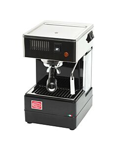 Quick Mill 820 espressomachine 1,8 liter rvs zwart