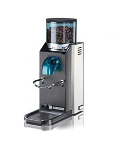 Rancilio Rocky SD koffiemolen 300 gr rvs zwart
