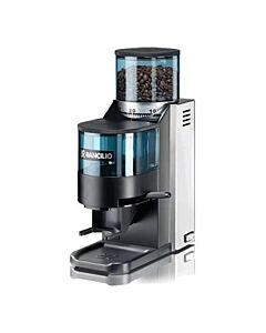 Rancilio Rocky Doser koffiemolen 300 gr rvs zwart