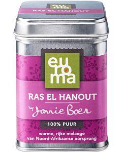 Jonnie Boer Original Spices Ras el Hanout 80 gram
