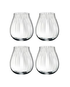 Riedel Optical 'O' gin set 760 ml kristalglas 4 stuks