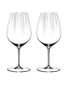 Riedel Performance Cabernet / Merlot wijnglas 834 ml kristalglas 2 stuks
