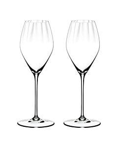 Riedel Performance Champagneglas 375 ml kristalglas 2 stuks