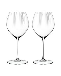 Riedel Performance Chardonnay wijnglas 727 ml kristalglas 2 stuks