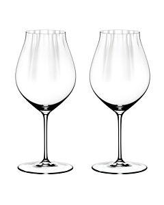 Riedel Performance Pinot Noir wijnglas 830 ml kristalglas 2 stuks