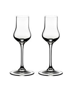 Riedel Vinum Bar Spirits borrelglas 80 ml kristalglas 2 stuks