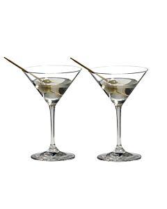 Riedel Vinum Martini glas 130 ml kristalglas 2 stuks