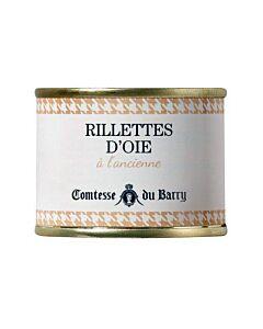Comtesse du Barry ganzenrillettes 70 gram