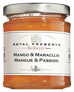 Oldenhof Belberry Mango & passievrucht confiture 215 gram