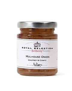 Oldenhof Belberry Mulhouse uien chutney 180 gram