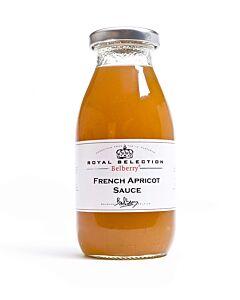 Oldenhof Belberry Beligsche abrikozen vruchtensaus 250 ml