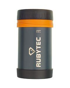 Rubytec Shira Food Container 500 ml rvs grijs