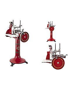 Berkel Volano P15 Full vliegwielsnijmachine ø 28,5 cm met voet rood