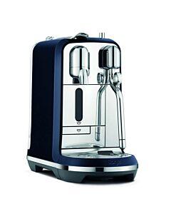 Sage Creatista Plus Nespressomachine Damson Blue