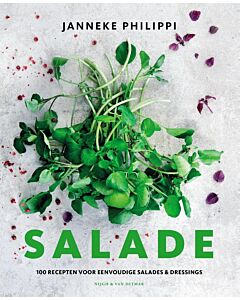 Salade : 100 recepten - Janneke Philippi (paperback)