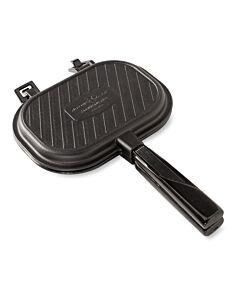 Nordic Ware Sandwich & Grill Press gietaluminium zwart