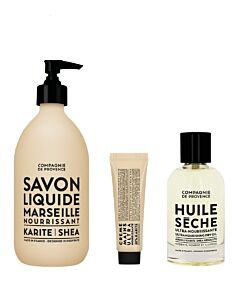 Savon de Marseille Shea Essentials Gift Set