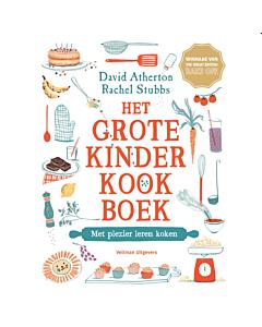 Het grote kinderkookboek - PRE-ORDER (oktober)