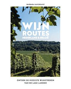 Wijnroutes Nederland en België - PRE-ORDER (november)