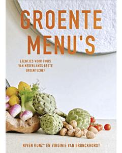 Groente menu's - Niven Kunz - PRE-ORDER (november)