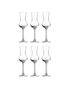 Schott Zwiesel Bar Special 155 grappaglas 113 ml kristal 6 stuks
